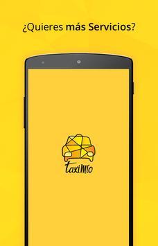 TaxiMío Taxista poster