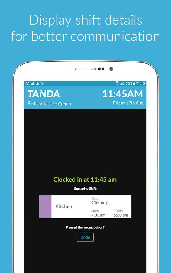 Tanda [KIOSK MODE] for Android - APK Download