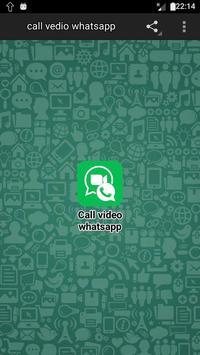 Video Call For Whatapp Prank apk screenshot