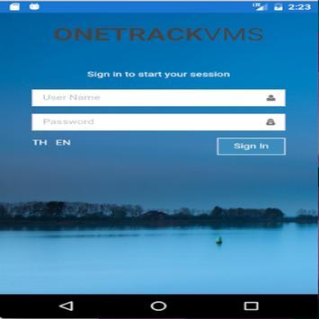 OnetrackVms poster