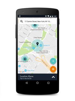 Location Alarm apk screenshot