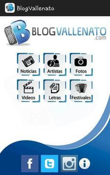 BlogVallenato poster