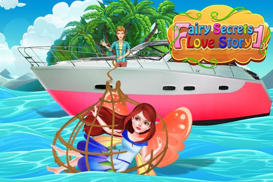 Fairy Secrets 1 - Fairy Rescue Love Story poster