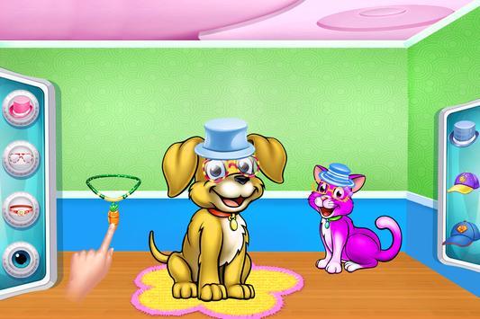 Fluffy Pets Vet Doctor Care 2 screenshot 6