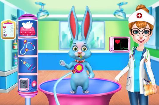 Animales Mullidos Veterinario captura de pantalla 2