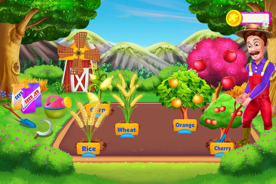 Old Man's Big Green Farm for Android - APK Download