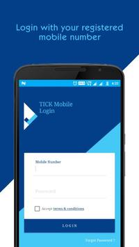 TICK Mobile poster