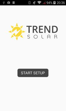 Trend Solar poster