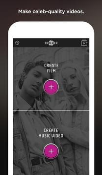 Triller - Music Video & Film Maker apk screenshot