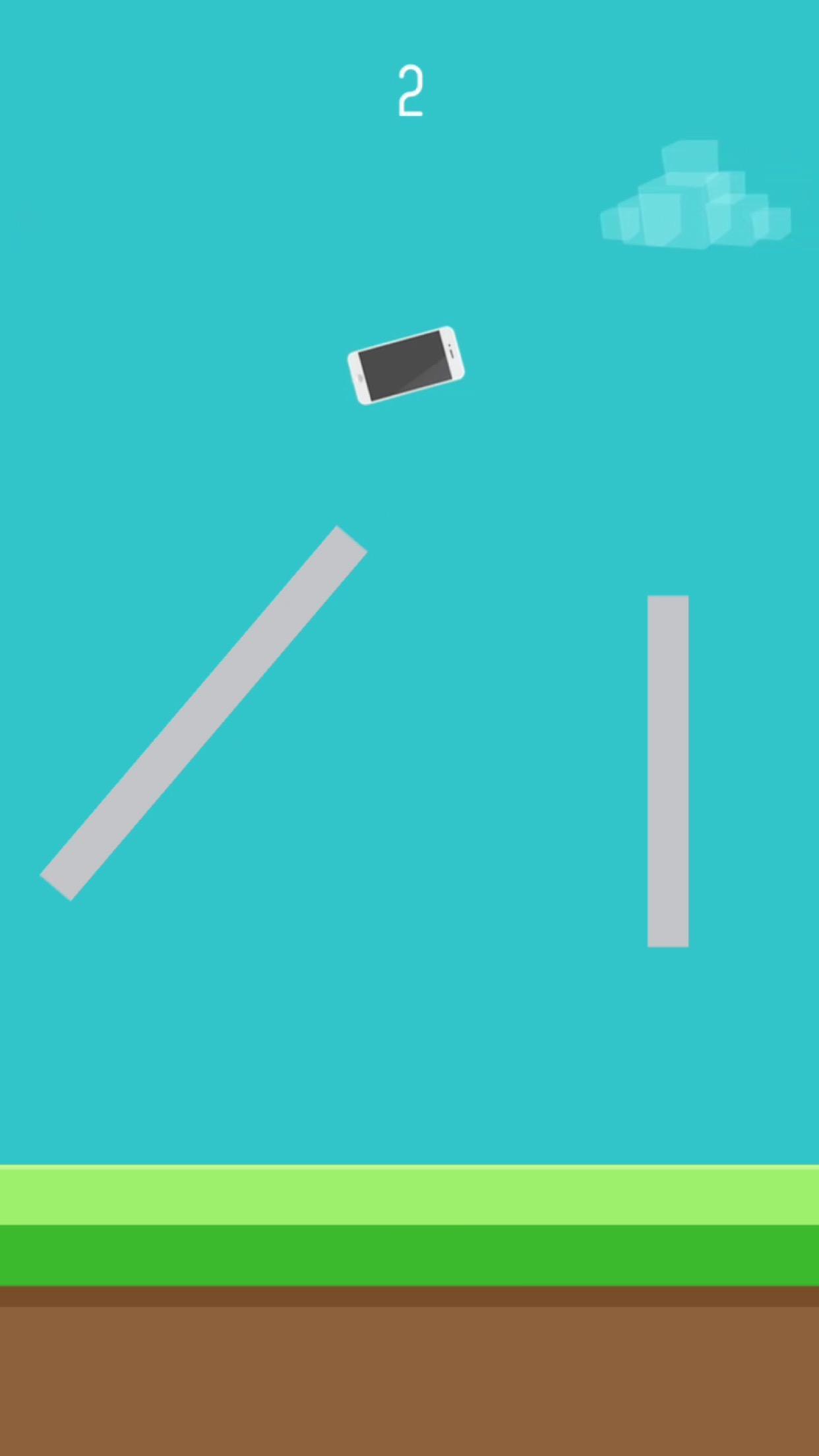 Smartphone Flip Challenge 8