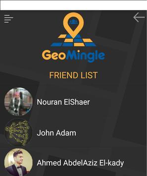GeoMingle apk screenshot