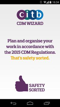 CDM Wizard poster