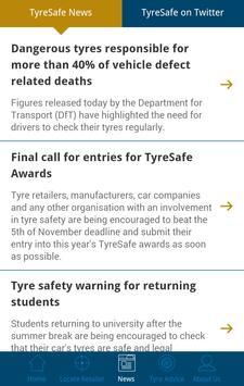 Tyre Safety Companion screenshot 4