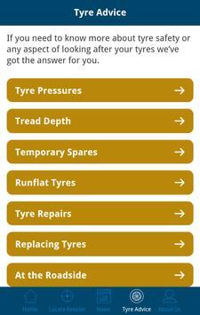 Tyre Safety Companion screenshot 2