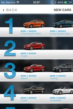 Westerly BMW captura de pantalla 4