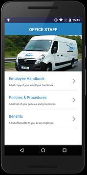 Coolair Employee Engage App apk screenshot