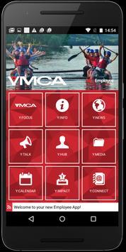 YMCA poster
