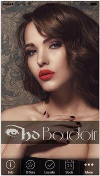 HD Boudoir poster