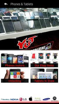 Yut Mobiles UK screenshot 2
