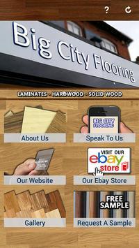 Big City Flooring poster