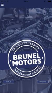 Brunel Motors poster