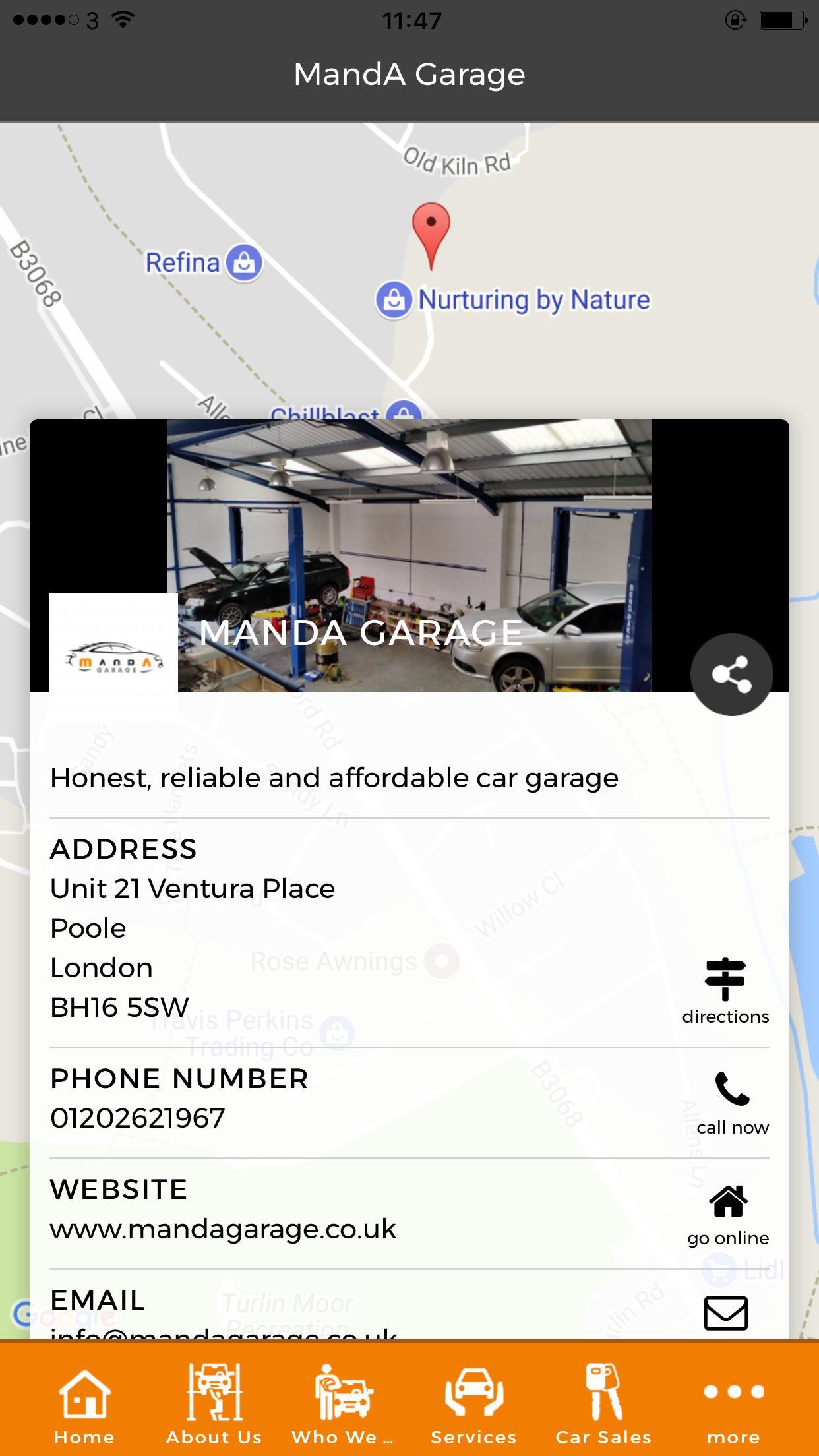 Manda Driver Download