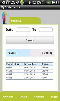 Enjoy Benefits apk screenshot