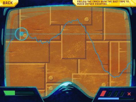Mars Evacuees - Cadet Training apk screenshot