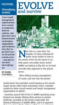 Housing magazine screenshot 15