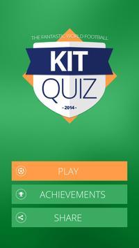 World Kit Quiz 2014 poster