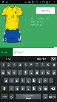World Kit Quiz 2014 screenshot 3