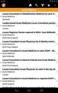 Rig Locums Search screenshot 4