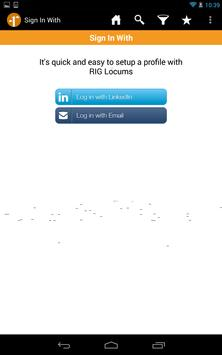 Rig Locums Search screenshot 8