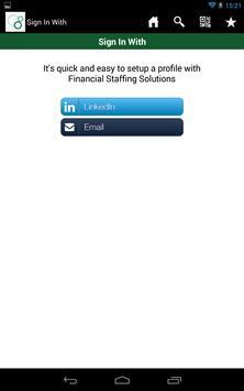 FSS Accountancy & Finance Jobs poster