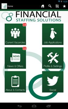 FSS Accountancy & Finance Jobs apk screenshot