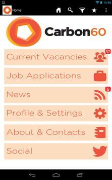 Carbon60 Engineering Jobs apk screenshot
