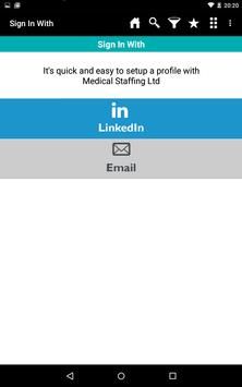 Medical Staffing Jobs screenshot 2