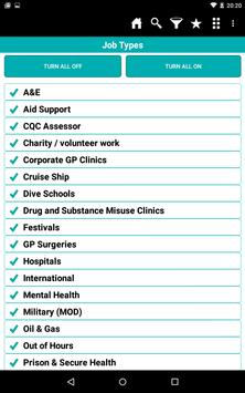 Medical Staffing Jobs apk screenshot