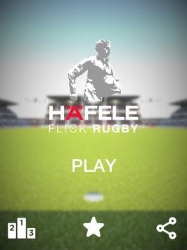 Hafele Flick Rugby apk screenshot