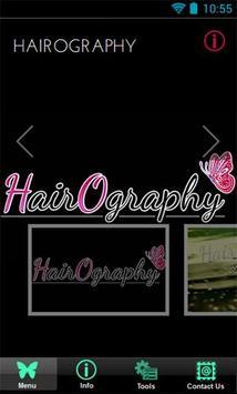 HairOgraphy screenshot 3