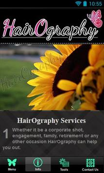 HairOgraphy poster