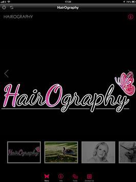 HairOgraphy screenshot 5