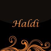 Haldi icon