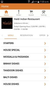 Haldi poster