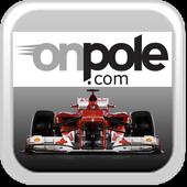 Onpole.com Motorsports Fan App icon