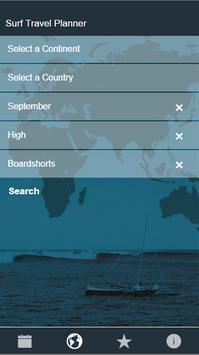 Stormrider Surf Travel Planner screenshot 1