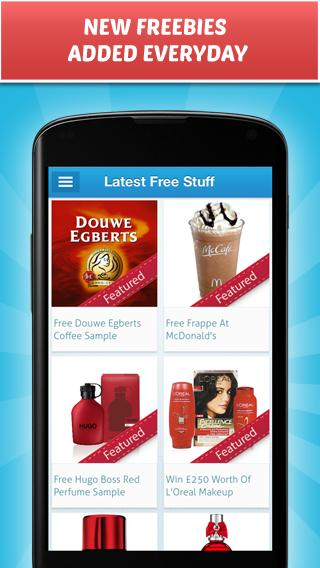Latest Free Stuff (Smartphone) for Android - APK Download