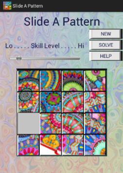 Slide A Pattern screenshot 1