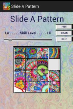 Slide A Pattern screenshot 2