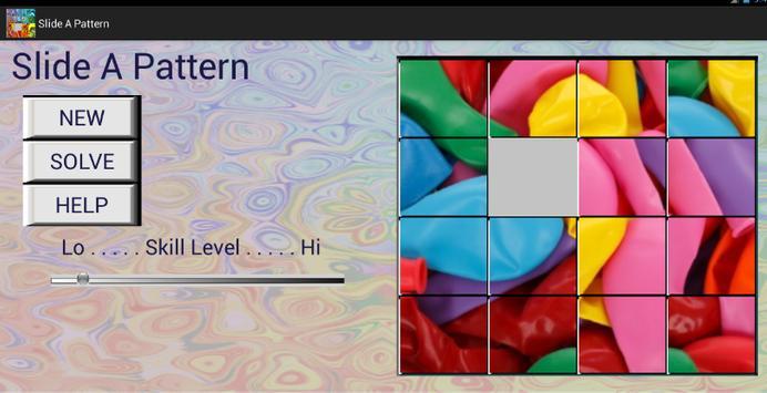 Slide A Pattern screenshot 4